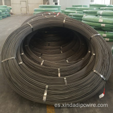 7.0mm 1670Mpa varillas espirales pretensado PC Wire