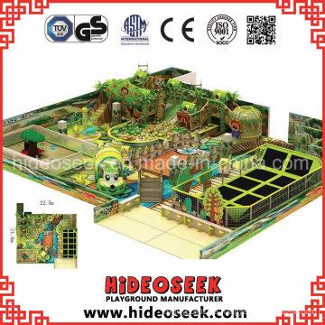 Forest Theme Ce Standard Soft Indoor Chidlren Spielset