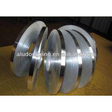 Bande d'étanchéité en aluminium