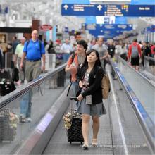 Transport aéroport intérieur extérieur passager resdential déplacement trottoir