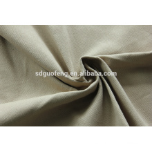 thick cotton twill fabric 16*12 108*58 for making workwear .cotton cap fabric .carbon peach fabric , single yarn drill fabric