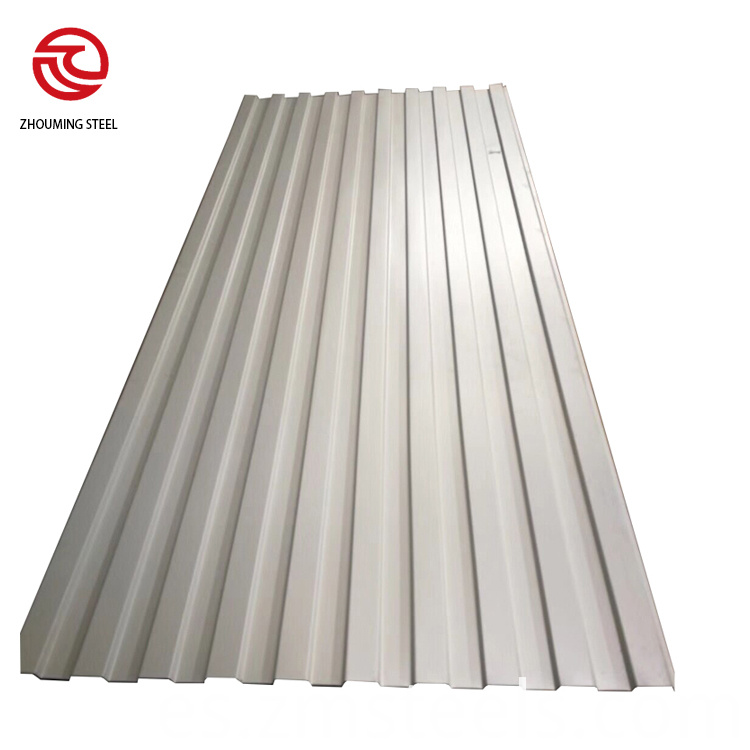 Color Coated Trapezoidal Profile Sheets