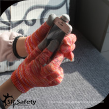 SRSafety supper flexible phone glove/smart phone gloves