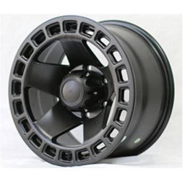 16X8 Fake Bead-Lock Alloy Wheel Rims