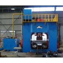 Butt-Welding Tee Cold Forming Machine