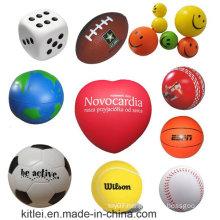 Most Popular Promotional PU Foam Stress Ball, PU Antistress Ball