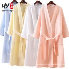 New design high quality egyptian cotton hotel bathrobe