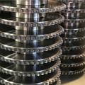 Kettenrad aus Stahl Tecnium (520) - Husqvarna CR125