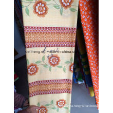 Cheap Price 100% Microfiber Polyester Printed Curtain Fabric