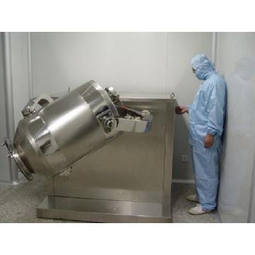 Multi-Direction Powder Mixer Machine for Pharmaceutical Industry