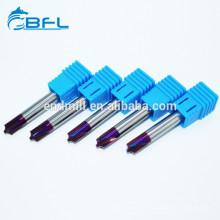 BFL-Vollhartmetall-Ecken-Rundungsfräser für die Metallbearbeitung