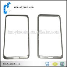 Elegante design acessório para iPhone Mobile Phones cerco protótipos rápidos de alumínio