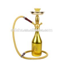 Wasserpfeife Stem Portable billige Wasserpfeife Wein Flasche Stem Shisha Großhandel