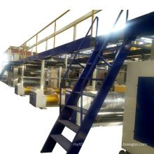 5 ply fully automatic box corrugated cardboard making machine price