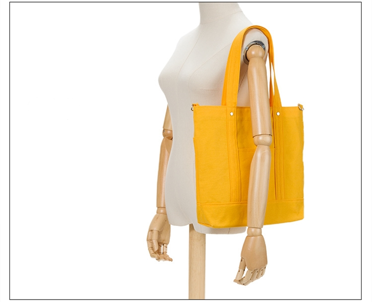 Eco Cotton Tote Bag