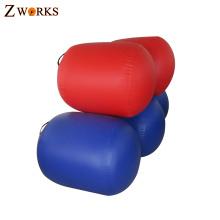 High quality custom thickness carton packing air roller gymnastics