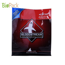 Good Seal Ability Aluminum foil Pet Food bag Square bottom and Low price