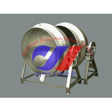 Steam Heating Tilting Jacket Cooker Without Mixer