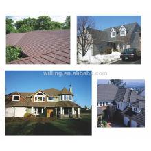 Популярная профилированная цветная металлическая крыша для продажи