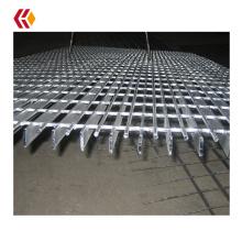 Galvanized steel mesh grating construction steel mesh for platform