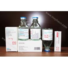 Infusion de métronidazole 500 mg, infusion de chlorhydrate de métronidazole 500 mg