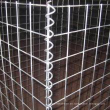 China Gaviones soldadas galvanizados sumergidos calientes