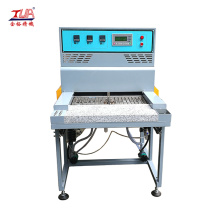 custom pvc patch oven machine