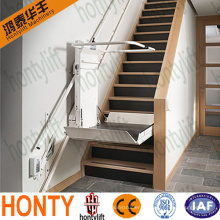 CE incline wheelchair lift platform electric man lift stair lift for disabled