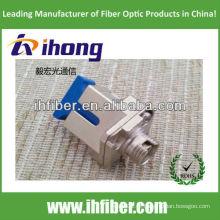 Fibra óptica FC SC Rhombic híbrido adaptador