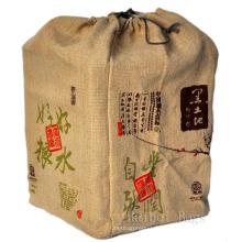 Винный мешок для рисования джутом (hbjw-17)