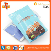 FDA Quality Plastic Cookie Snack Food Stand Up Packaging Bag Made in China