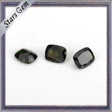 Прекрасный бриллиант огранки натуральный Диопсид драгоценного камня для коллекции