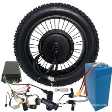 5000w Electric Fat Bike 20inch 24inch 26inch Snow And Beach Bicycle 72v 5000w electric bicycle motor with 72v 35Ah battery