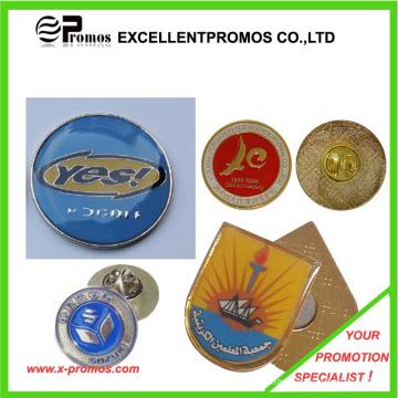Cuatomized Lapel Metal Badge (EP-B7024)