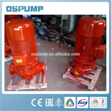 ISG Booster Pump Fire System