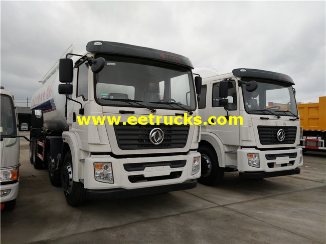 12 Wheel Dry Powder Delivery Trucks