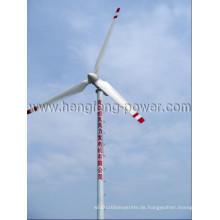 Leistungsstarke 3KW 120VAC horizontale Achse Windturbinen-Generator 3000W Windkraftanlagen