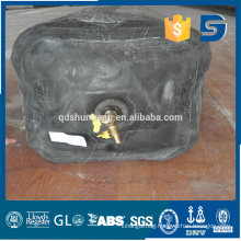 natural rubber concrete culvert making inflatable pontoon