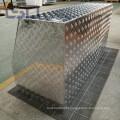 caixa de ferramentas placa de verificador de alumínio AL900