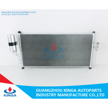 OEM: 92110-95foc Good Quality Nissan Condenser for Sunny (10-) Silver