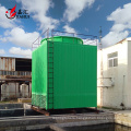 Not Round Water Cooling Machine 100rt Spray Cooling Tower for waste water