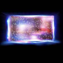 SMD-Außenanzeige-LED-Platine