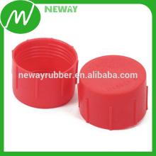 Fabricante profesional OEM inyectado tapa de plástico
