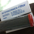 Filtres équivalents Internormen NR.1000.25G.10.BP