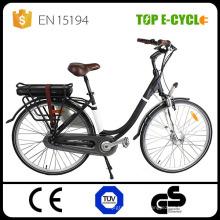 36V 250W vélo électrique dames vélo électrique 700C vélo électrique