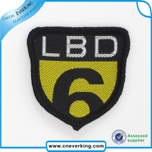 Fast Shipping Customized Design Embroidered Patches