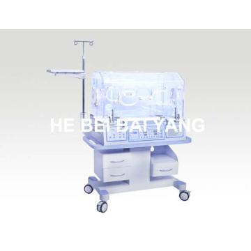 A-202 Incubadora infantil padrão para uso hospitalar