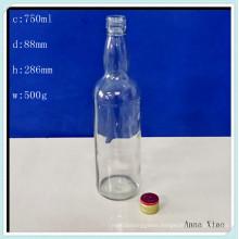 750ml Glass Wine Bottles