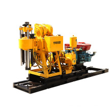 Geological exploration core sample drilling rigs for soil and rocks hydraulic drill rig with high rotary torque