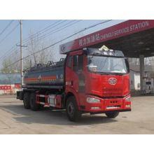 Camion-citerne de liquide chimique FAW